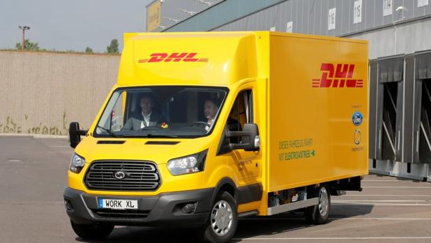 DHL cuenta con 50 almacenes en España