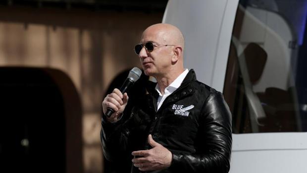 El fundador de Amazon, Jeff Bezos, en una imagen de archivo