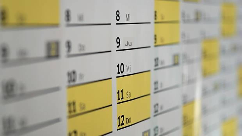 Calendario Laboral Oviedo 2019.Calendario Laboral 2018 Descubre Los Festivos De Tu Localidad