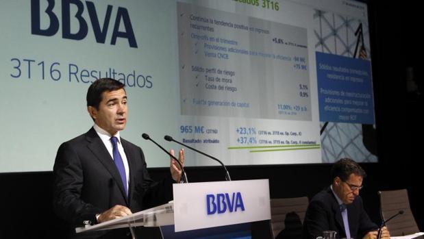 Hemeroteca: BBVA recibe una oferta de Scotiabank por BBVA Chile por 1.850 millones   Autor del artículo: Finanzas.com
