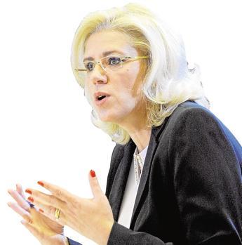 La comisaria Cretu, en una imagen de archivo.