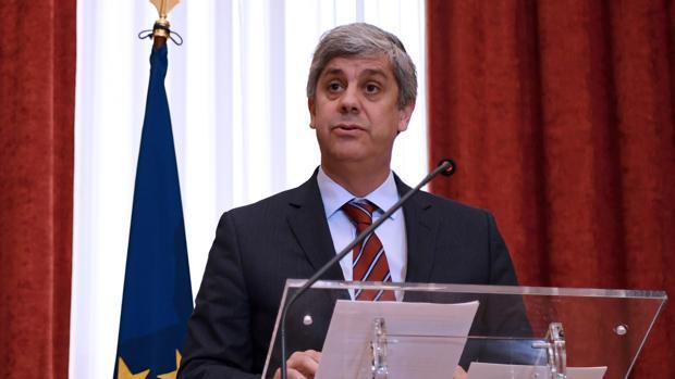 Mário Centeno, el nuevo presidente del Eurogrupo