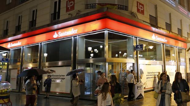 Santander rebaja el saldo remunerado de su cuenta 1 2 3 for Oficina de correos cordoba