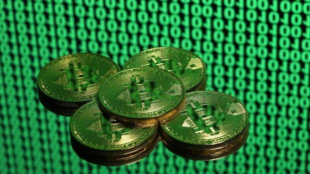 Monedas de bitcoines