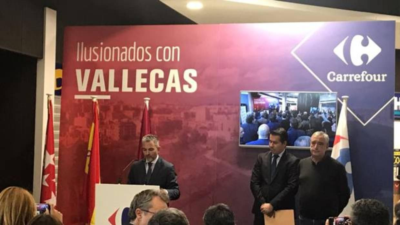Carrefour inaugura en Vallecas el primer supermercado 24 horas de España