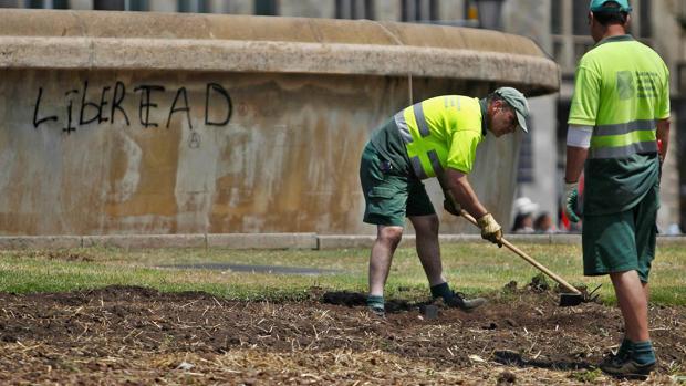 el nuevo convenio de jardiner a recoge subidas salariales