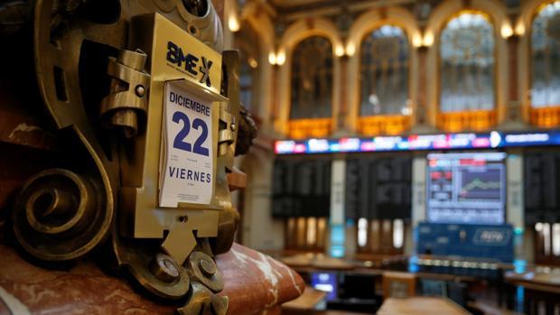 El Ibex 35 cayó 1,19% tras los comicios catalanes
