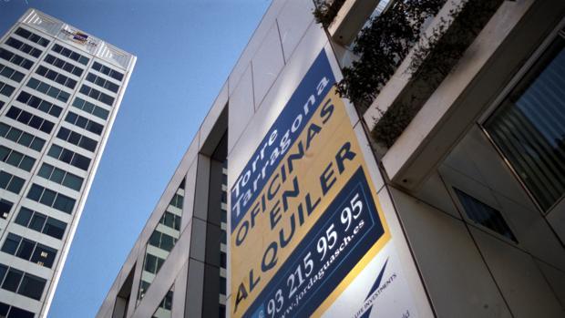La inversi n en vivienda duplica a la destinada a oficinas for Oficina de correos tarragona