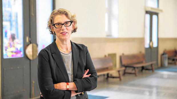 Profesora del Boston College, Schor visitó recientemente nuestro país invitada por ICADE