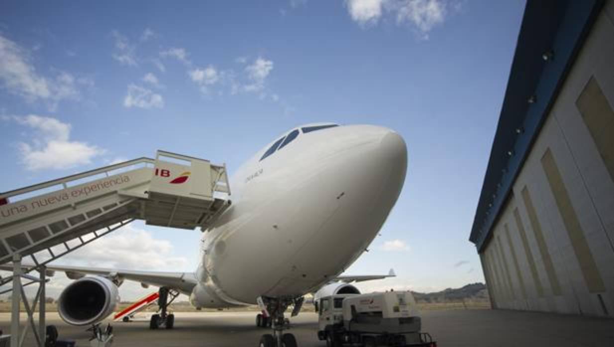 Iberia hará el 22 de enero su último vuelo a Malabo por falta de rentabilidad