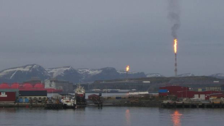 El suministro de gas noruego a Europa suma un nuevo récord y se dispara casi un 7% en 2017