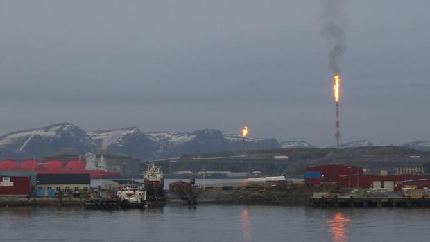 Las exportaciones noruegas de gas por ductos satisfacen alrededor de una cuarta parte de la demanda de Europa,