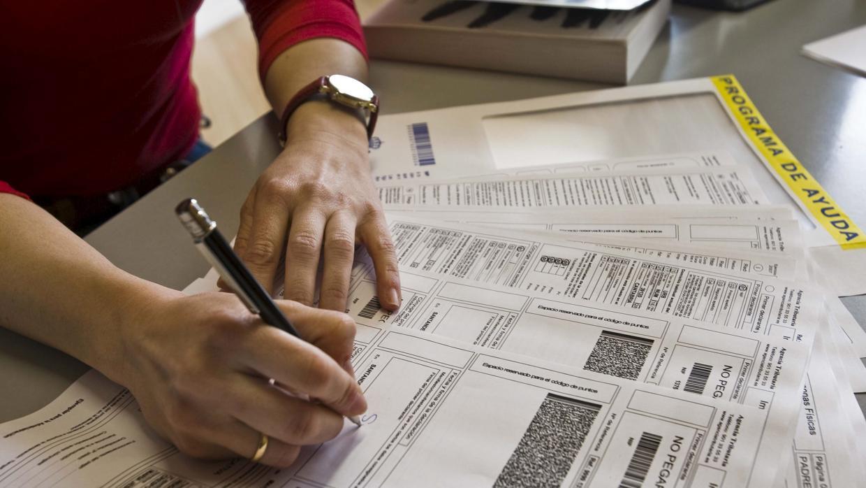 Hacienda devuelve 9.319 millones de la declaración de la Renta a cierre de año