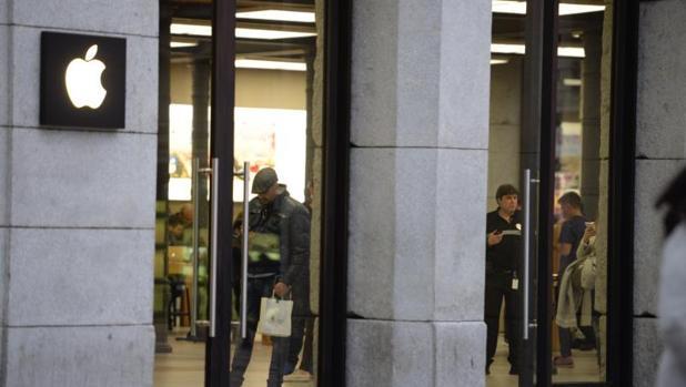 Tienda de Apple en España