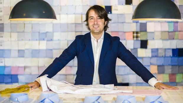 Emilio Colomina puso en marcha su propio negocio en plena crisis