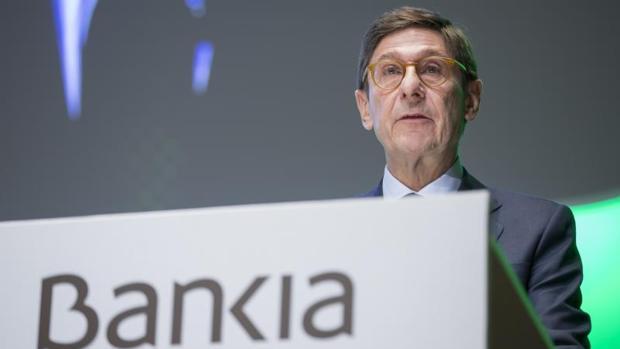 Última junta de accionistas de Bankia en septiembre