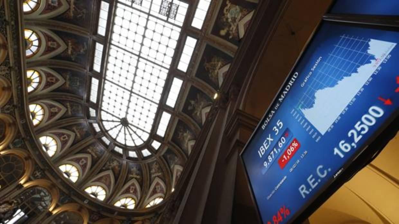 El Ibex 35 abre con pérdidas del 0,47 % arrastrada por la caída ayer de Wall Street