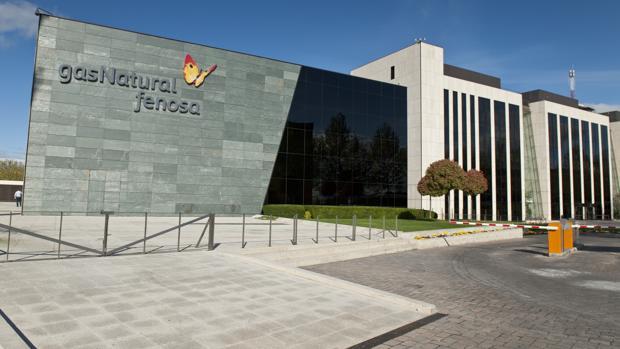 Sede del grupo gasista en Madrid