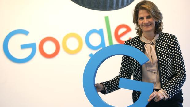 Fuencisla Clemares, CEO de Google España
