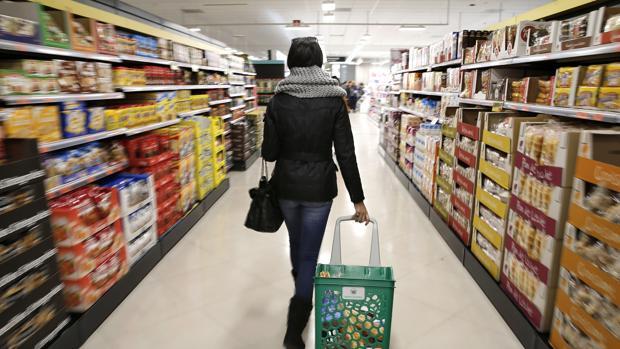 Mercadona es líder de la distribución en España, con un 24,1% del mercado seguida de Carrefour (8,7%)