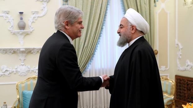Dastis insiste en que hay oportunidades de negocio en Irán, pese a los problemas de financiación