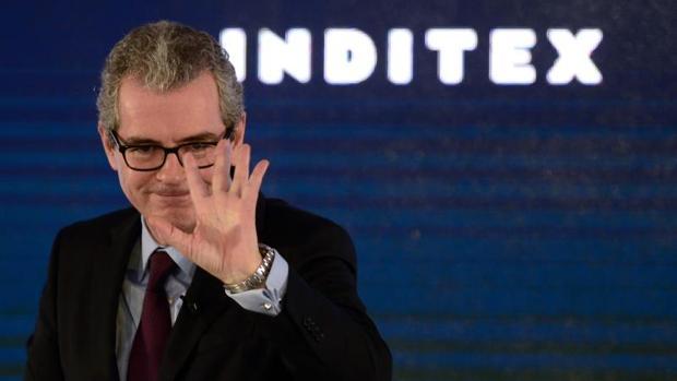El consejero delegado de Inditex, Pablo Isla