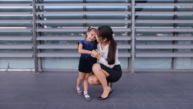 España tiene una de las tasas más bajas de fecundidad: tan solo 1,34 hijos por mujer
