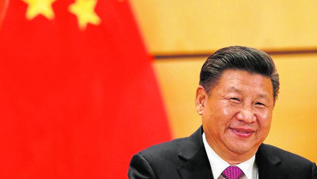 Xi Jinping, presidente de la República Popular de China