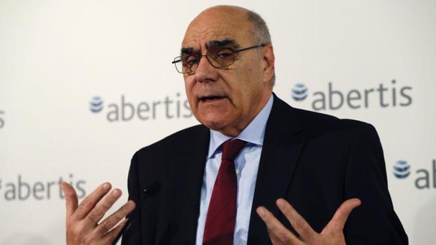 El presidente de Abertis, Salvador Alemany