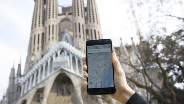 Barcelona, segunda ciudad en la que está presente Uber en España tras Madrid