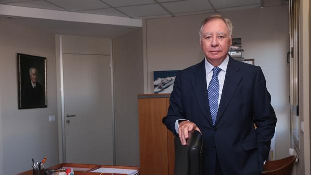Clemente González Soler presidente del Grupo Alibérico
