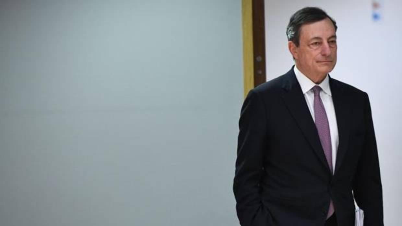 Draghi ancla al Euribor en mínimos ahora y hasta final de año