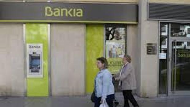 Bankia culmina la fusi n tecnol gica de bmn y queda lista for Oficinas de bankia en madrid