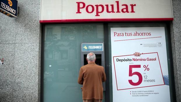 El Popular fue resuelto en junio de 2017 y vendido al Santander