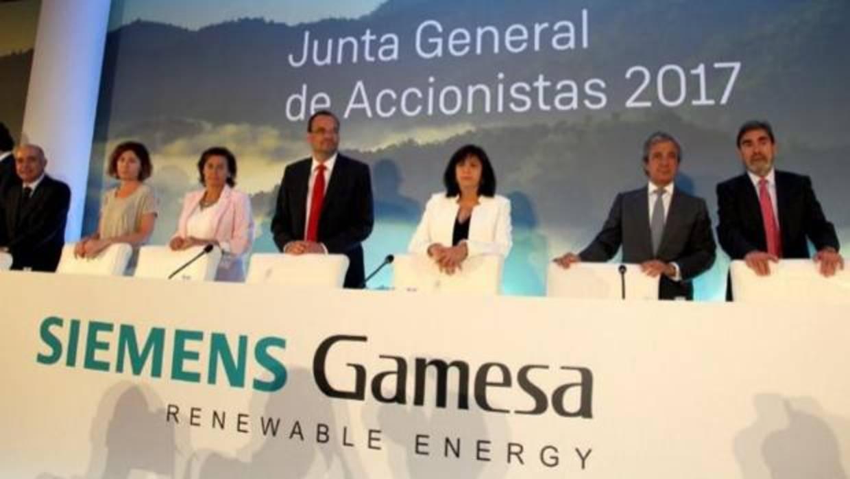 Siemens niega que vaya a llevarse la sede de Gamesa fuera de España