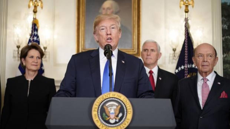 Trump inicia una guerra comercial con China y otras noticias económicas del día