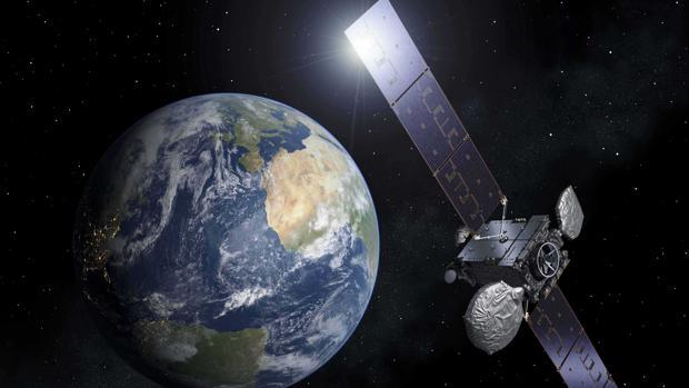 Abertis, en pleno proceso de opa, controla casi el 90% de la operadora de satélites española