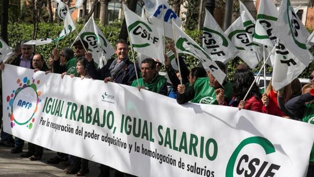 Los Presupuestos recuperan las aportaciones a los planes de pensiones de los funcionarios