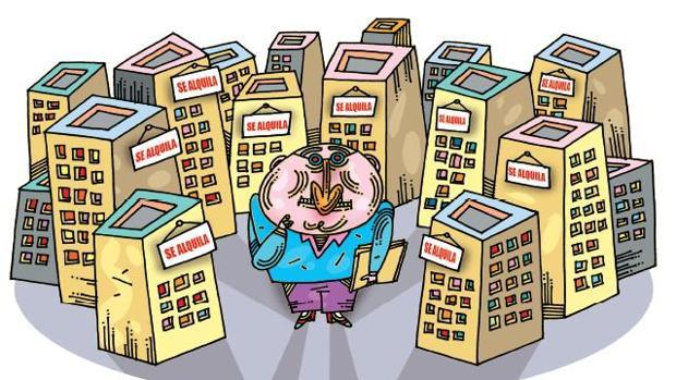 Cinco errores comunes a la hora de poner en alquiler una vivienda - Como poner un piso en alquiler ...