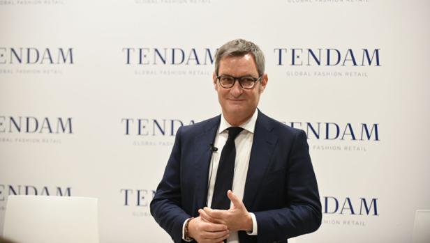El consejero delegado de Tendam, Jaume Miquel