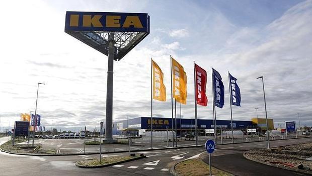 Una de las tiendas de la marca sueca IKEA