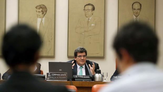 El presidente de la Autoridad Fiscal, José Luis Escrivá