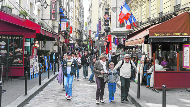 Londres, París y Amsterdam ponen límites al alquiler y en Berlín no es legal, pero por poco tiempo