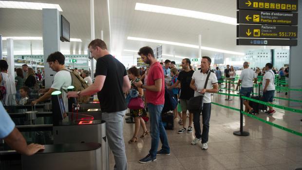 Aeropuerto de El Prat de Barcelona