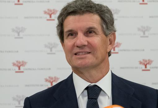Francisco J. Riberas, presidente del IEF