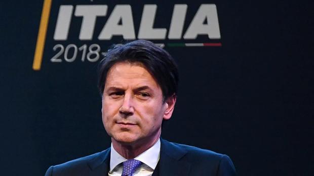 Giuseppe Conte, el candidato escogido por Movimiento 5 Estrellas y la Liga Norte