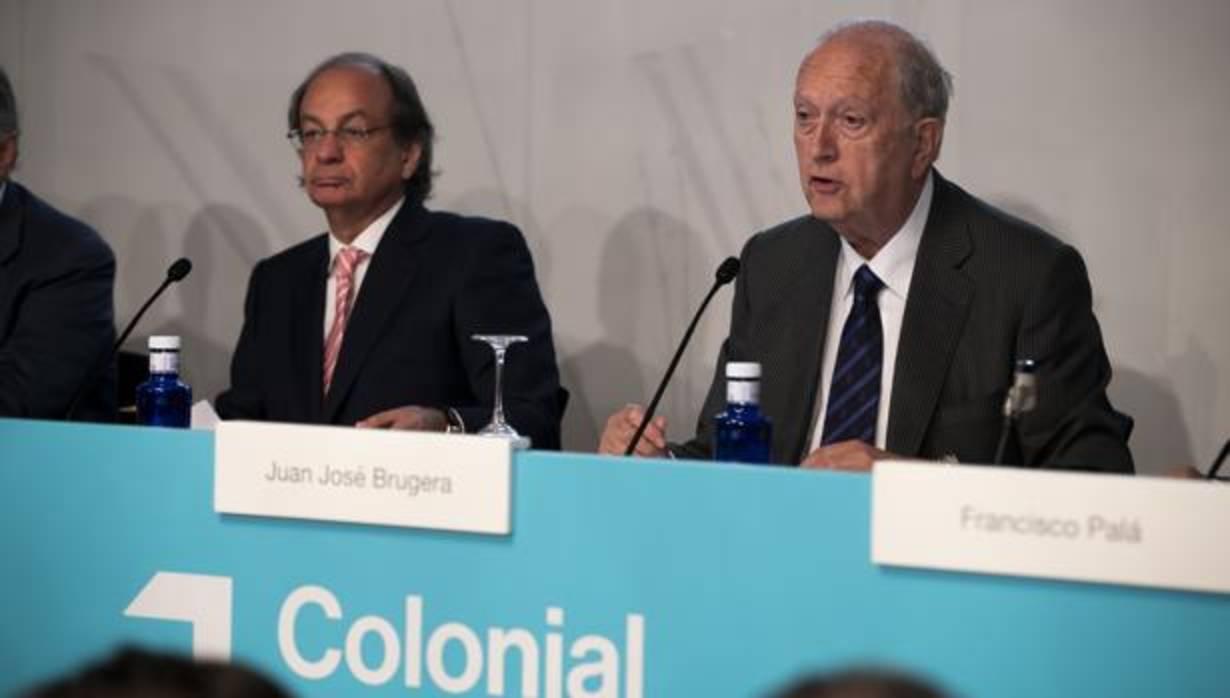 Colonial prevé alcanzar unos ingresos por rentas de 500 millones tras adquirir Axiare