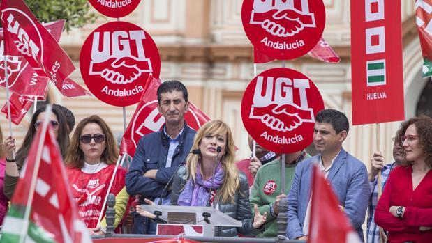UGT crece en afiliados «a pesar de lo que dicen algunos»
