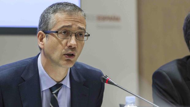 Pablo Hernández de Cos dirige actualmente el servicio de estudios de la institución