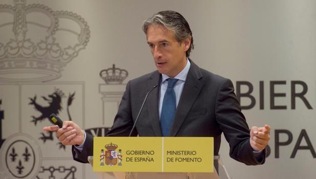 El ministro De la Serna ha presentado el proyecto esta mañana
